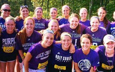 Softball Participates In Live4Evan Memorial 5K Race/Walk